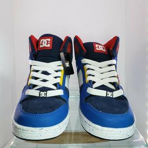 DC Shoes Boys Hi-Top ADBS100244 SZ 6.5Y